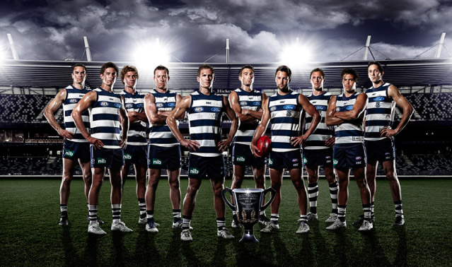 Logo Review Geelong Cats Ben Newton