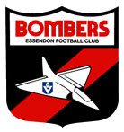 The old Bombers logo (from pre-AFL times)