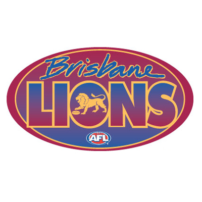 Brisbane Lions Football Club Old Logo